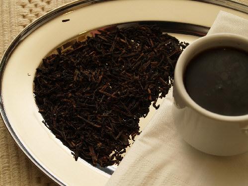 el te negro